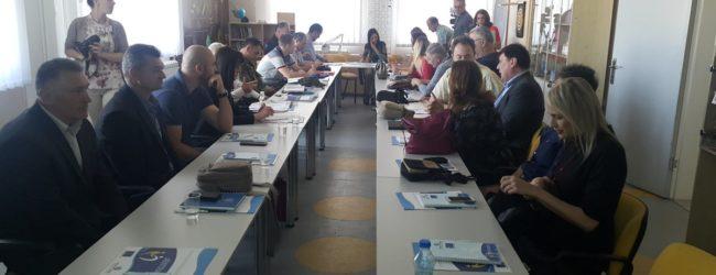 Dvodnevni treninzi i radionice u okviru projekta JENTRAP
