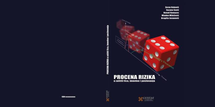 """Priručnik """"Procena rizika u zaštiti lica, imovine i poslovanja"""""""