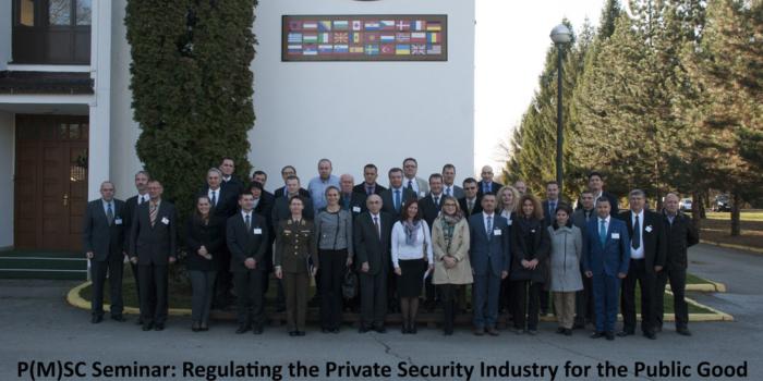"""Seminar: """"Regulisanje sektora privatne bezbednosti u javnom interesu"""""""