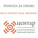 caruka-ponuda za obuku Procenu rizika u zaštiti lica, imovine i poslovanja-2018