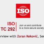 intervju iso tc 292 Zoran Kekovic