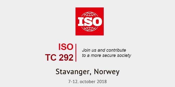 Izveštaj sa 6. Plenarnog zasedanja ISO/TC292 bezbednost i otpornost održanog u Stavangeru (Norveška)