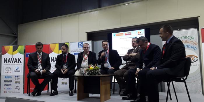 """Međunarodna stručna konferencija:  """"KORPORATIVNA BEZBEDNOST U REPUBLICI SRBIJI 2014"""""""