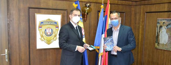 Potpisan sporazum o saradnji sa Kriminalističko-policijskim univerzitetom u Beogradu